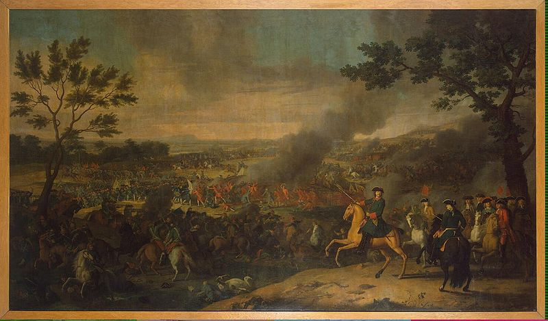 800px-Peter the_Greate_in_Battle_of_Poltava