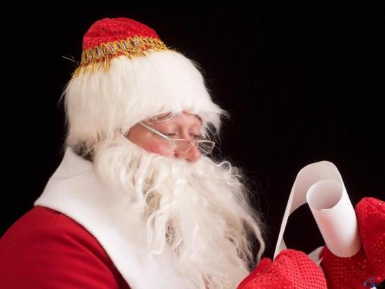 Дед Мороз с мешком бесплатно